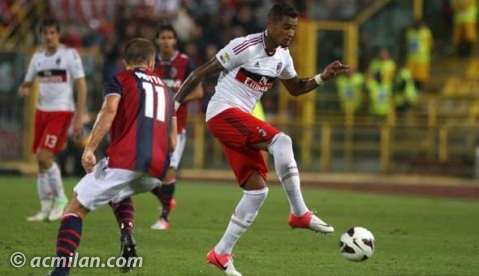 Kevin-Prince Boateng Bologna-Milan