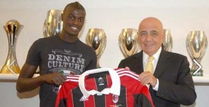 Niang e Galliani