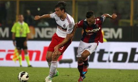 Francesco Acerbi Bologna-Milan
