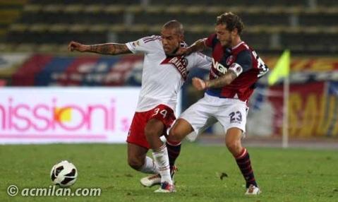 Nigel De Jong Bologna-Milan