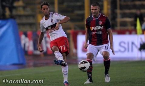 Luca Antonini Bologna-Milan