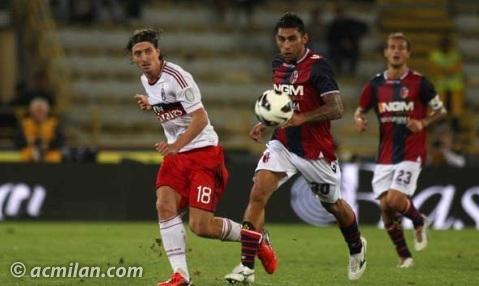 Riccardo Montolivo Bologna-Milan
