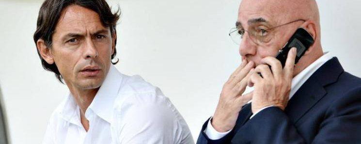 SKY – Inzaghi arrabbiato, ha parlato con Galliani
