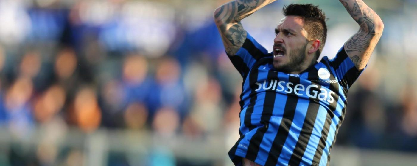 "Atalanta, Pinilla: ""Milan grande squadra. Mihajlovic mi piace"""