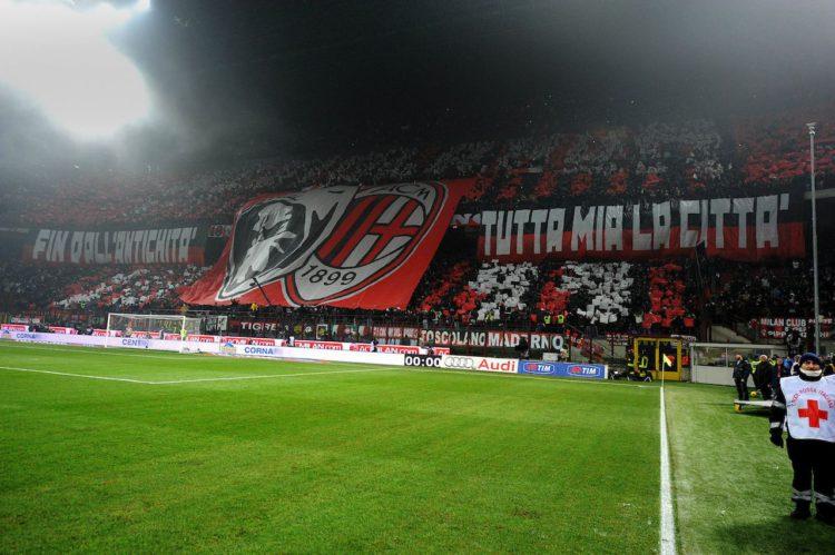CALCIO MILAN INTER SERIE Amilan-stemmaAC Milan v Juventus FC – Serie Amilan-history